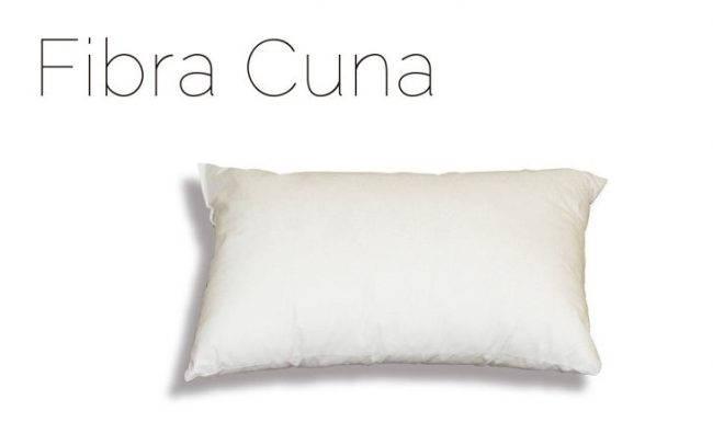 ALMOHADA DE CUNA FIBRA