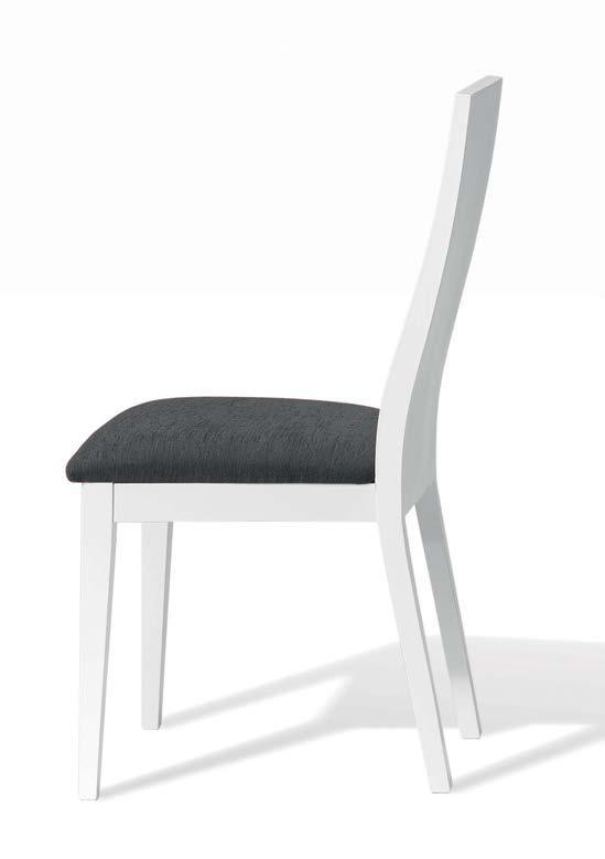Naturmueble valencia silla moderna para comedor mod 159 - Sillas comedor valencia ...